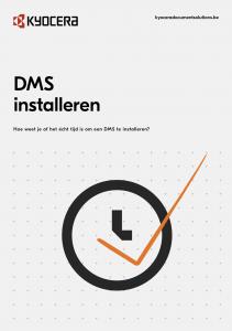 DMS-Installeren