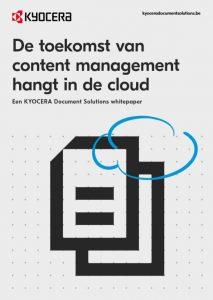 content management cloud